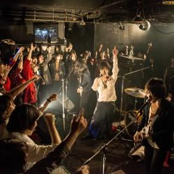2015.12.25 @ 渋谷Milkyway – フロアライブワンマン –13