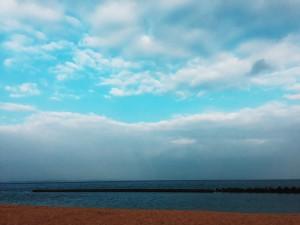 2016年11月 別府スパビーチ